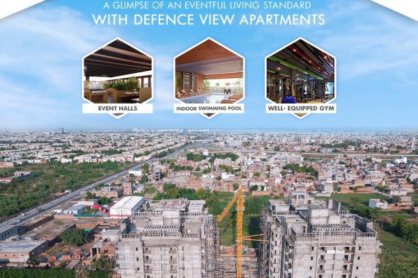 defence view apartments adnan