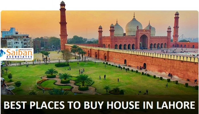 best places to buy house in lahore