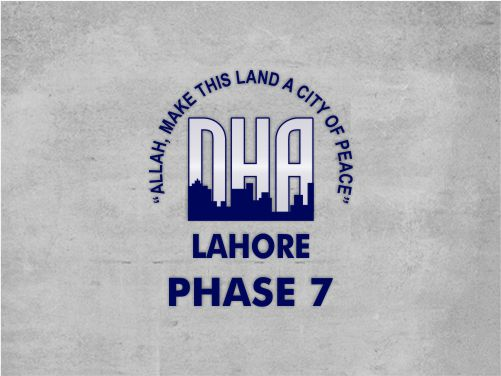 dha phase 7 lahore