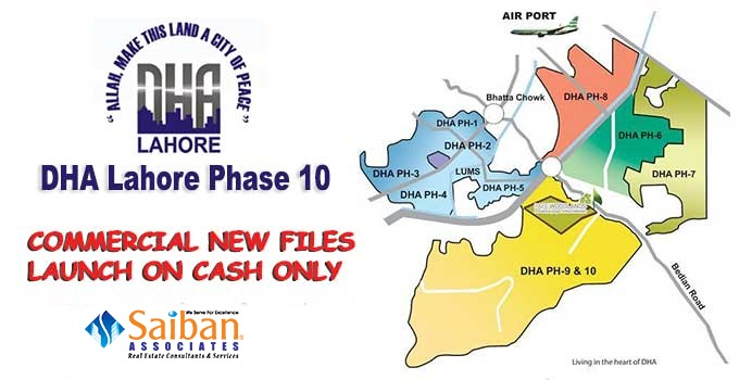 dha phase 10 lahore files
